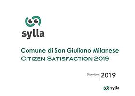 Indagine citizen satisfaction 2019