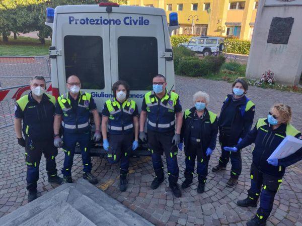 Protezione Civile: al via la campagna di reclutamento volontari