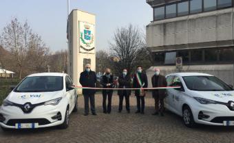 Al via il nuovo servizio di car sharing condiviso E-Vai Public