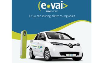 Ecologico e Condiviso: scopri il nuovo servizio di Car Sharing Elettrico E-Vai