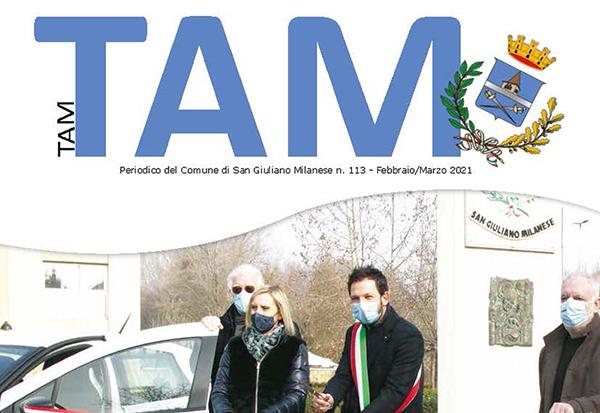 Tam Tam – febbraio/marzo 2021