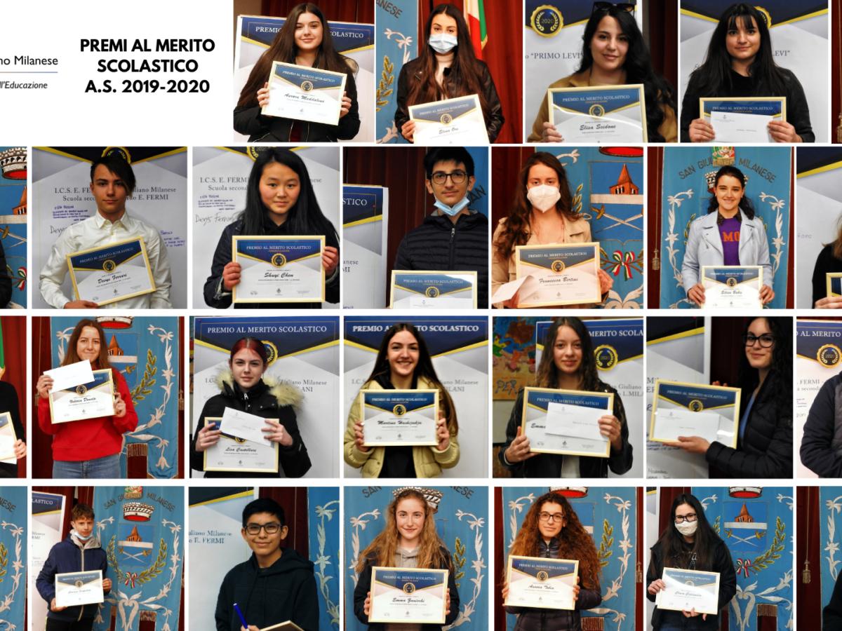 Consegna dei premi al merito scolastico A.S. 2019/2020 e per il contest #Mettitilamaske