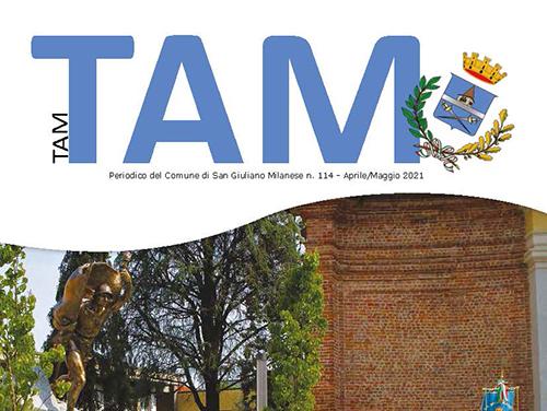 Tam Tam - aprile/maggio  2021