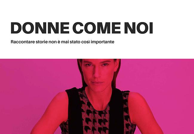 """Laboratorio on line: """"Donne come noi"""""""