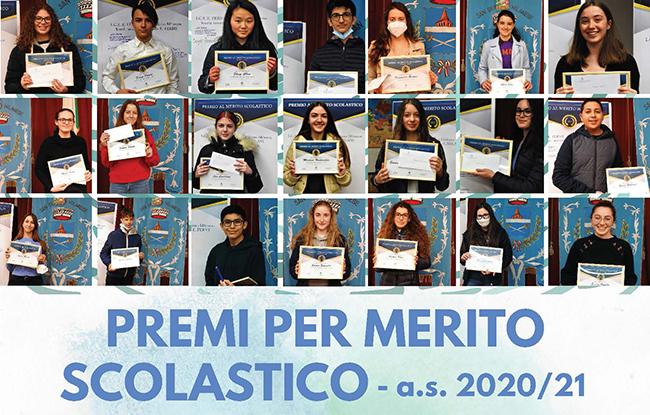 Premi al Merito Scolastico per l'anno 2020-2021