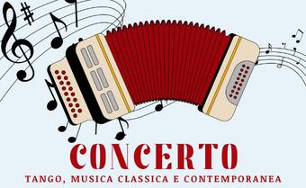Concerto di Tango, Musica Classica e Contemporanea per Astor Piazzolla
