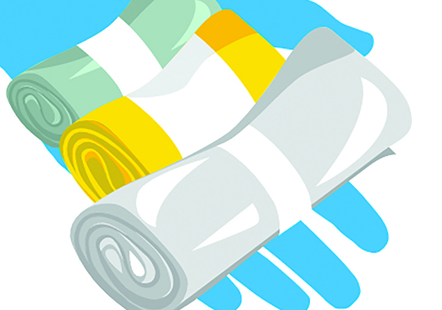 Distribuzione sacchi gialli e modalità di raccolta